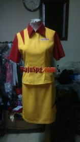 Baju Seragam SPG TANQA front