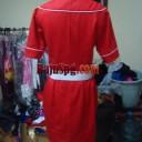 Baju Seragam SPG THERMOS back