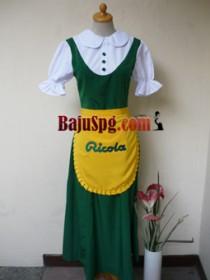 Baju Seragam SPG Ricola front