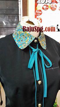 Seragam Formal Dikombinasikan dengan Batik menjadi pilihan