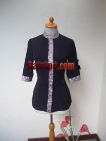 Baju Seragam Supervisor Wanita Hill Park Sibolangit front