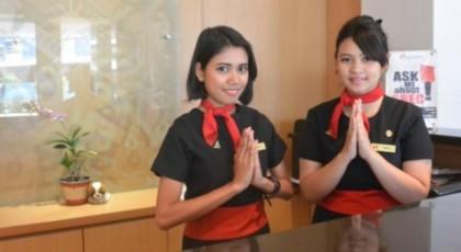 Jasa Pembuatan Jahit Baju Seragam Hotel