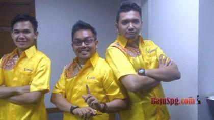Baju Batik Seragam SPG