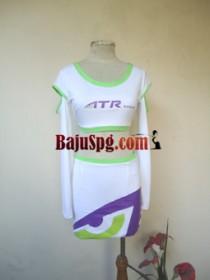 Baju Seragam SPG Achilles ATR front