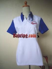 Baju Seragam SPG Dyna front