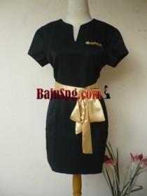 Baju Seragam SPG Gree Electric front