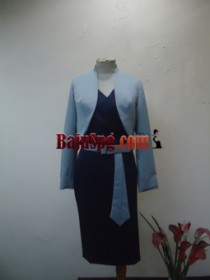 Baju Seragam SPG Usher Mandiri front