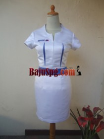 Baju Seragam SPG Kobexindo front