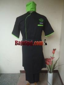Baju Seragam Sous Chef Kemang Bistro front