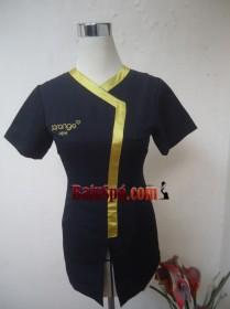 Seragam Kantor dan Baju SPG Sarange Depan