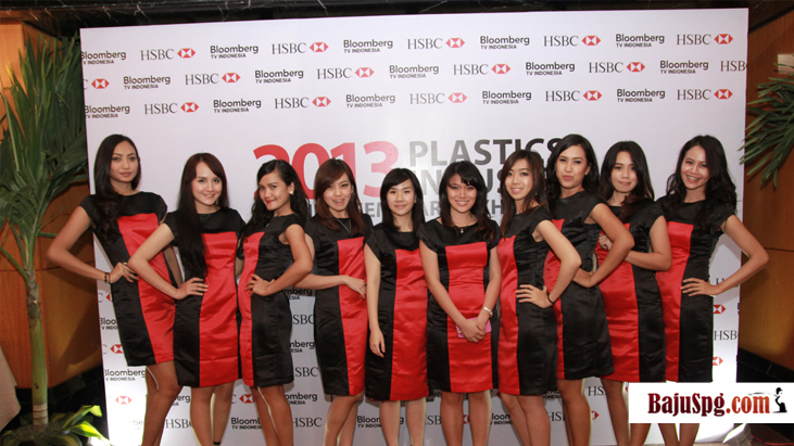 Baju SPG Perbankan HSBC