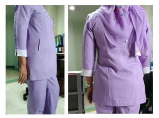 Baju Perawat Rumah Sakit, Baju Suster di Jakarta, Seragam Perawat di Jakarta, Jasa Jahit Online Seragam Perawat